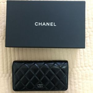 CHANEL Bags - Chanel classic long flap wallet C24891683